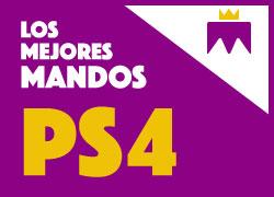 Los Mejores Mandos de PS4