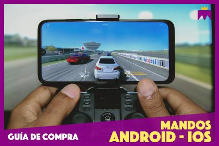 Los Mejores Mandos Android iOS