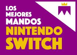 Los Mejores Mandos de Nintendo Switch