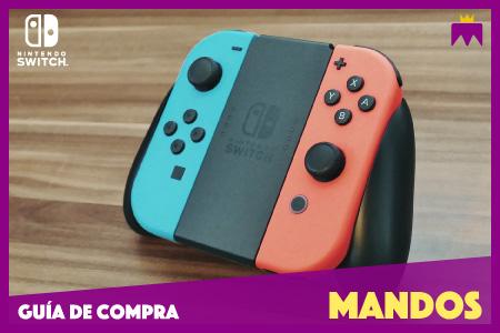 Los Mejores Mandos Nintendo Switch
