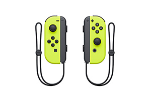 Joy Con Nintendo Switch Amarillo