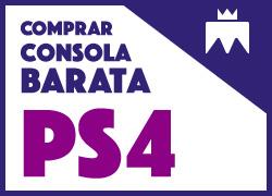 Videoconsolas PS4 Slim y Pro