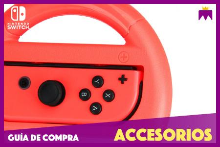 Los Mejores Accesorios Nintendo Switch