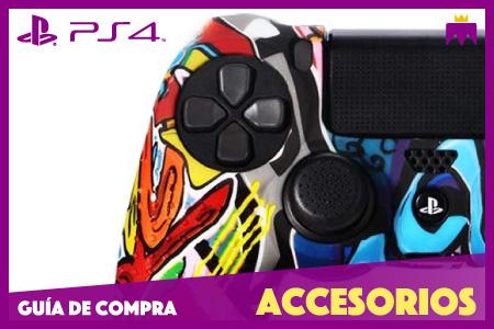 Los Mejores Accesorios PS4