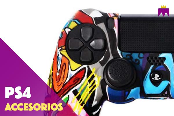 Los mejores accesorios de PS4