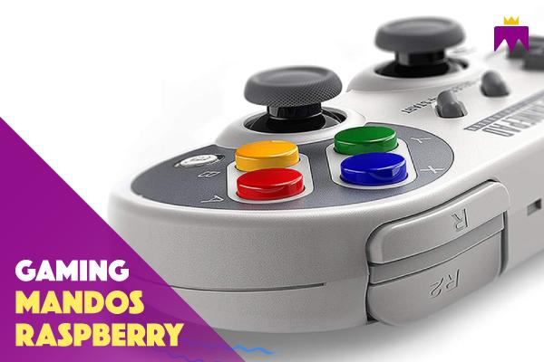 Los mejores mandos de Raspberry