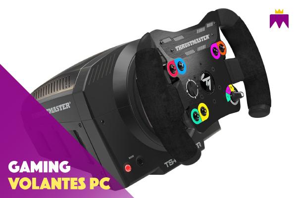 Los mejores volantes de PC