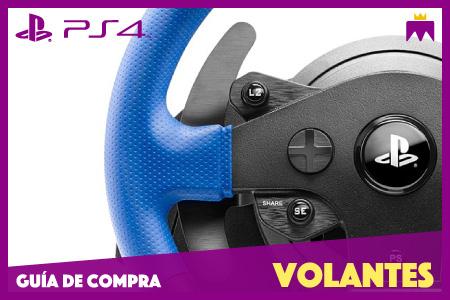 Los Mejores Volantes PS4