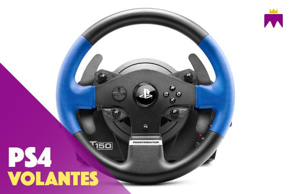 Los mejores volantes de PS4