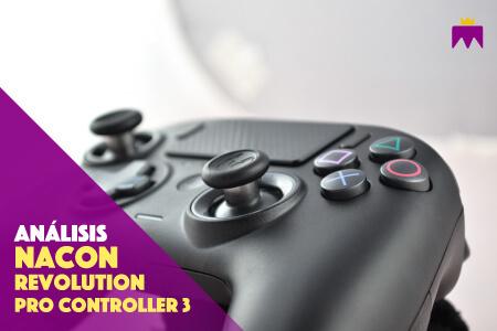 Análisis Nacon Revolution Pro Controller 3