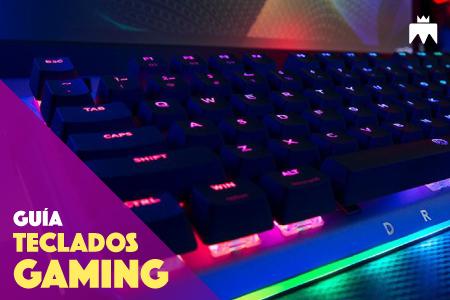 Guía de teclados gaming
