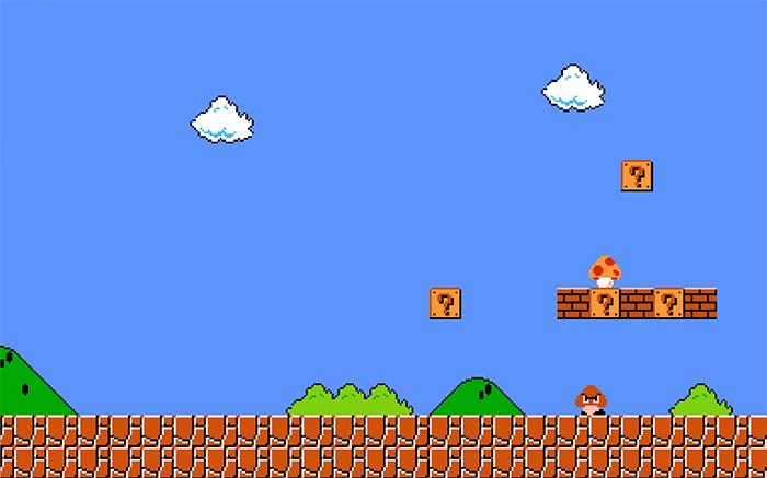 Super Mario Stage