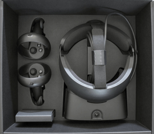 Oculus Rift S Unboxing