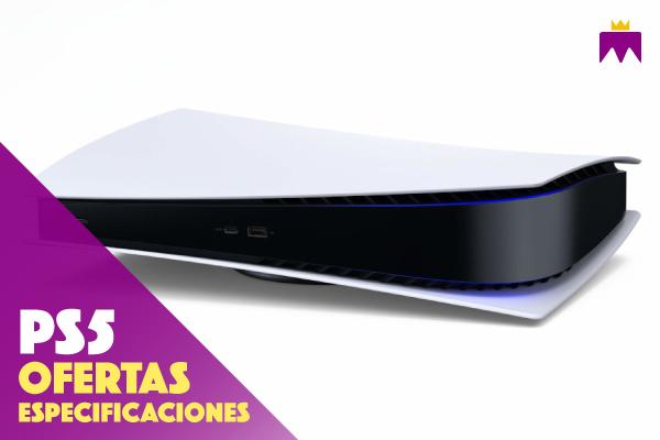 PS5 - Ofertas y especificaciones