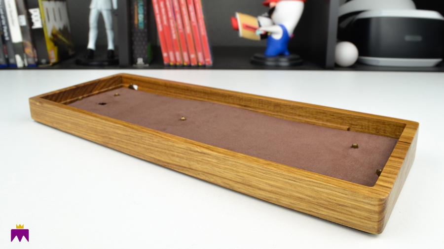 Caja teclado custom