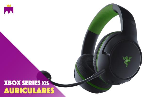 Los mejores auriculares de XBOX SERIES X S