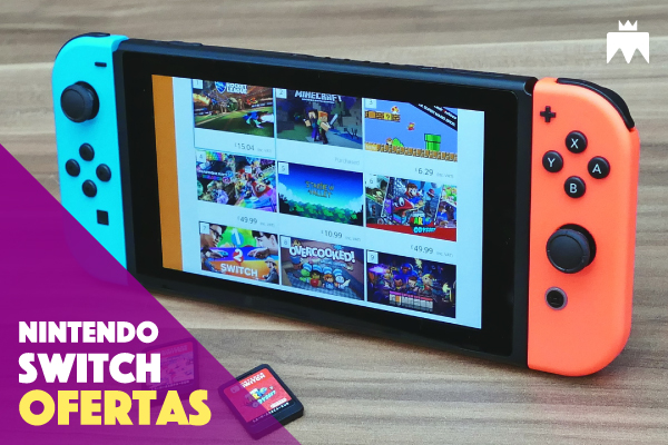 Comprar Nintendo Switch barata
